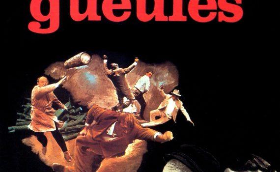 """Affiche du film """"Les grandes gueules"""""""