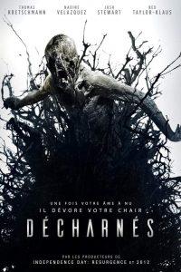 """Affiche du film """"Décharnés"""""""