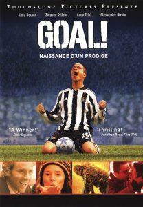 """Affiche du film """"Goal ! Naissance d'un prodige"""""""