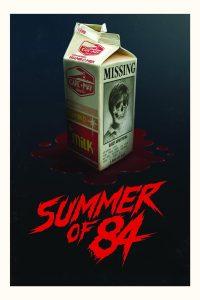 "Affiche du film ""Summer of 84"""