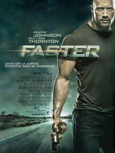 """Affiche du film """"Faster"""""""