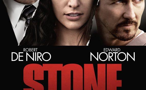 "Affiche du film ""Stone"""