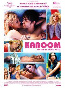 """Affiche du film """"Kaboom"""""""