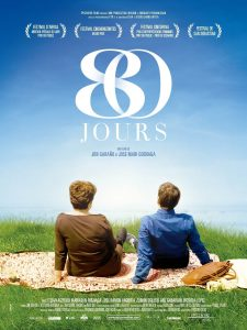 """Affiche du film """"80 jours"""""""