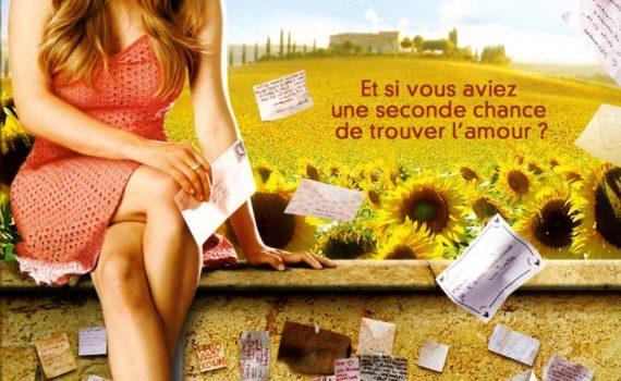 """Affiche du film """"Lettres à Juliette"""""""