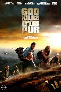 """Affiche du film """"600 kilos d'or pur"""""""