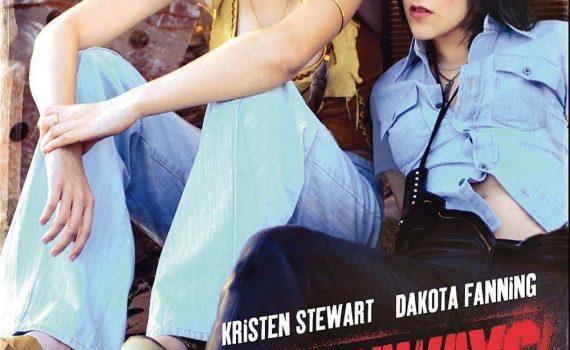 "Affiche du film ""Les Runaways"""