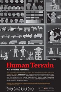 "Affiche du film ""Human Terrain"""