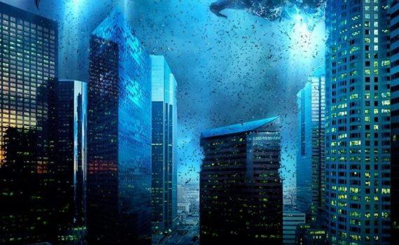 """Affiche du film """"Skyline"""""""