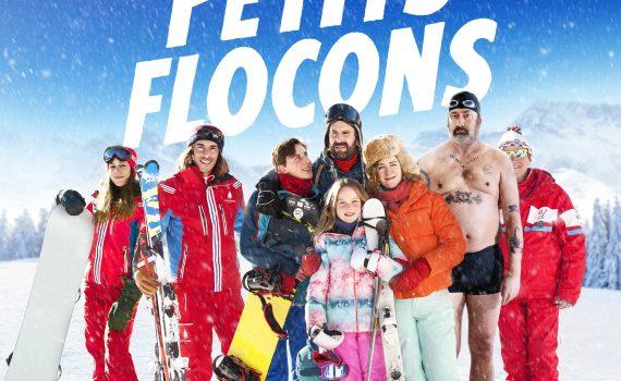 """Affiche du film """"Les Petits Flocons"""""""