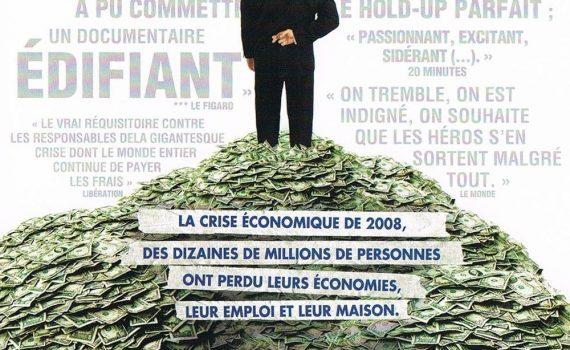 """Affiche du film """"Inside job"""""""