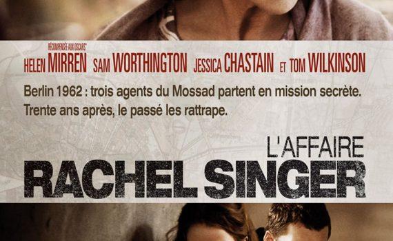 """Affiche du film """"L'Affaire Rachel Singer"""""""
