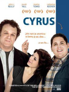 """Affiche du film """"Cyrus"""""""