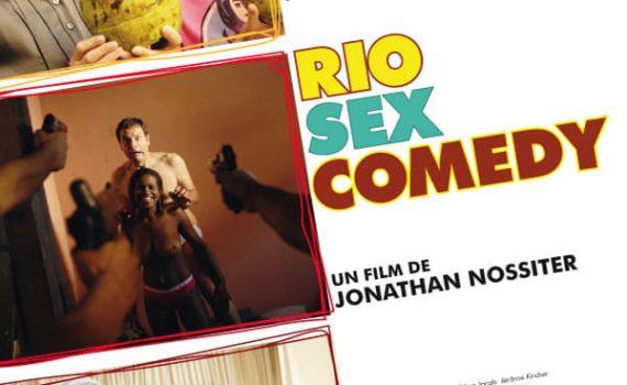 """Affiche du film """"Rio, sexe et (un peu de) tragi-comédie"""""""