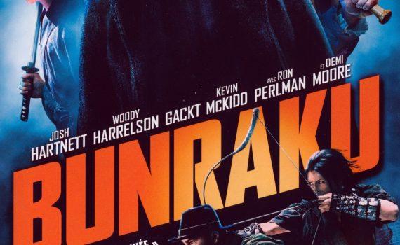 "Affiche du film ""Bunraku"""