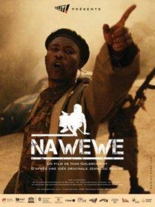 """Affiche du film """"Na Wewe"""""""