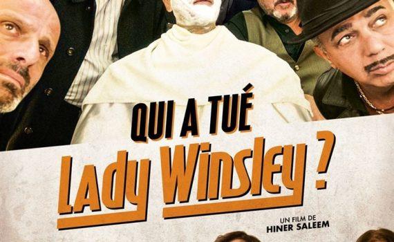 """Affiche du film """"Qui a tué Lady Winsley ?"""""""