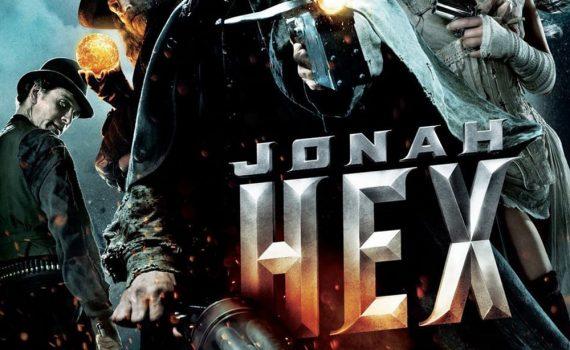 "Affiche du film ""Jonah Hex"""