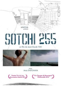 """Affiche du film """"Sotchi 255"""""""