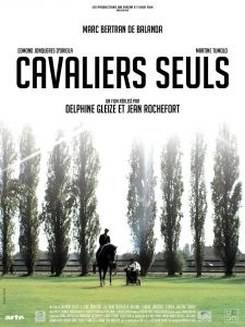 """Affiche du film """"Cavaliers Seuls"""""""