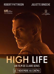 "Affiche du film ""High Life"""