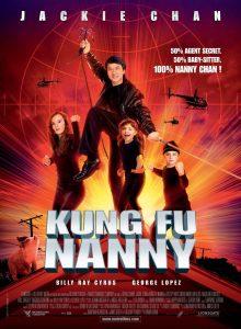 "Affiche du film ""Kung Fu Nanny"""