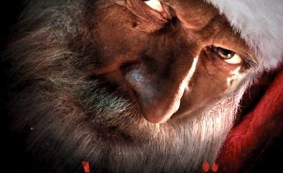 """Affiche du film """"Père Noël Origines"""""""