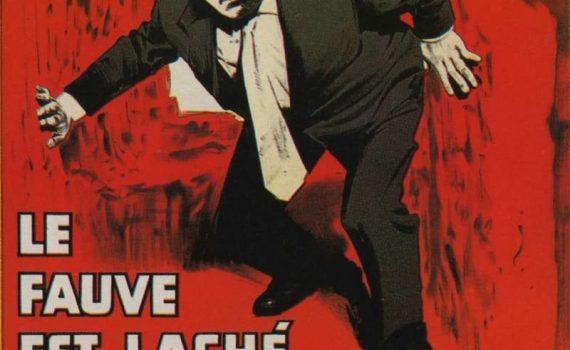 """Affiche du film """"Le Fauve est lâché"""""""