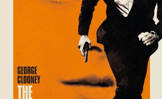 """Affiche du film """"The American"""""""