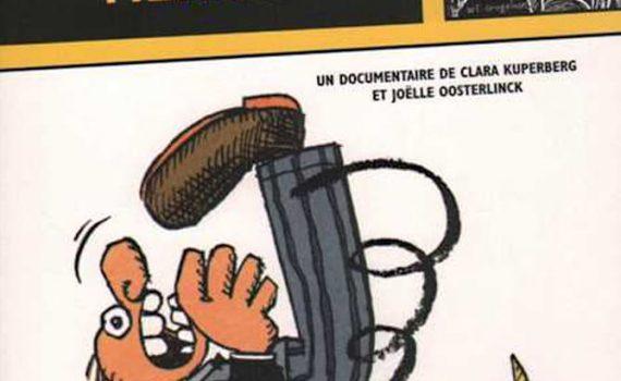 """Affiche du film """"Art Spiegelman, Traits de mémoire"""""""