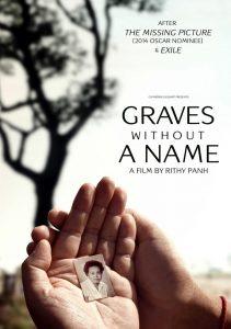 """Affiche du film """"Les tombeaux sans noms"""""""