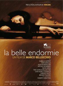"""Affiche du film """"La Belle endormie"""""""