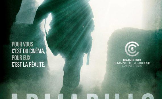 "Affiche du film ""Armadillo"""