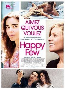 "Affiche du film ""Happy Few"""