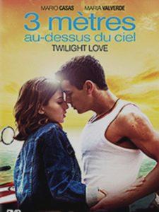 """Affiche du film """"3 mètres au-dessus du ciel - Twilight Love"""""""