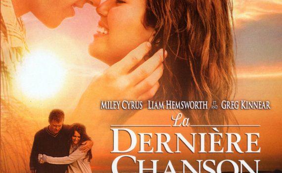 """Affiche du film """"La Dernière chanson"""""""