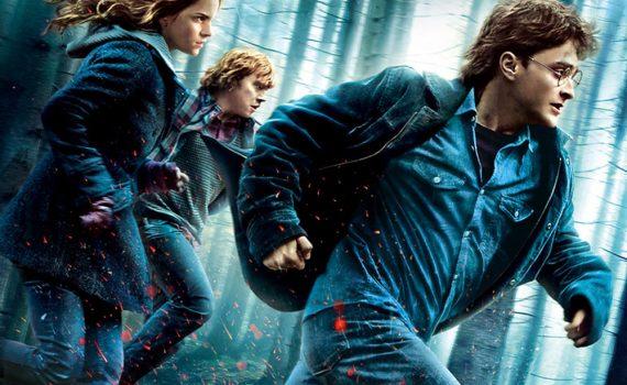 """Affiche du film """"Harry Potter et les Reliques de la mort - 1ère partie"""""""