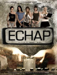 """Affiche du film """"Echap"""""""