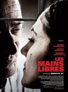 """Affiche du film """"Les mains libres"""""""