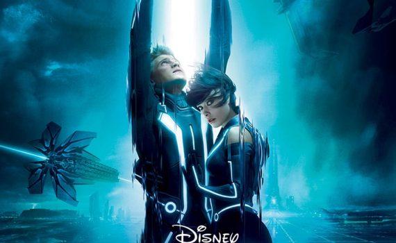 """Affiche du film """"Tron : l'héritage"""""""