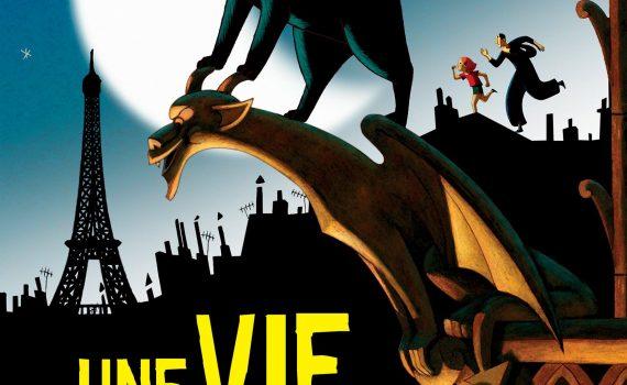 """Affiche du film """"Une Vie de chat"""""""