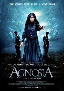 "Affiche du film ""Agnosia"""