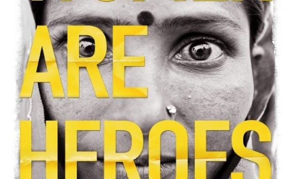"Affiche du film ""Women Are Heroes"""