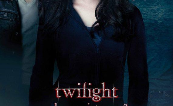 """Affiche du film """"Twilight, chapitre 3 : Hésitation"""""""