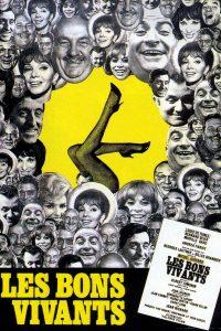"""Affiche du film """"Les Bons Vivants"""""""