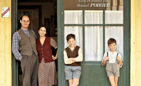 """Affiche du film """"Le Café du pont"""""""