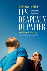 """Affiche du film """"Les Drapeaux de papier"""""""