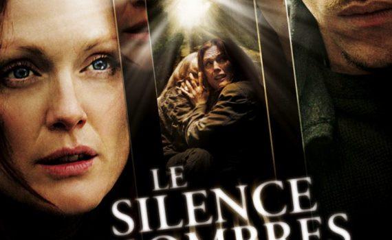 """Affiche du film """"Le Silence des ombres"""""""