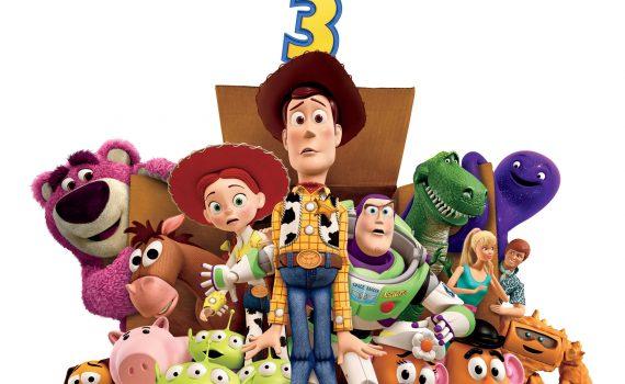 "Affiche du film ""Toy Story 3"""
