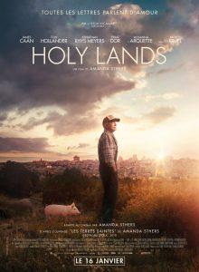 """Affiche du film """"Holy Lands"""""""
